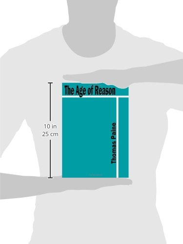 The Age of Reason (Large Print): Thomas Paine: 9781482370508: Amazon.com: Books