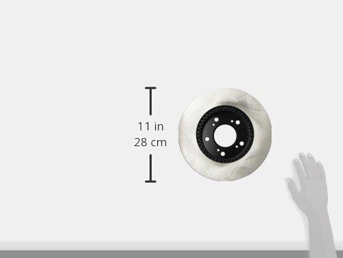 Centric 120.40026 Premium Brake Rotor