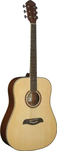 Oscar Schmidt OG2 Dreadnought Acoustic Guitar - Natural