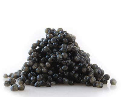 Ossetra Sturgeon caviar 100g (3.5 oz) by Black Pearl (Image #1)