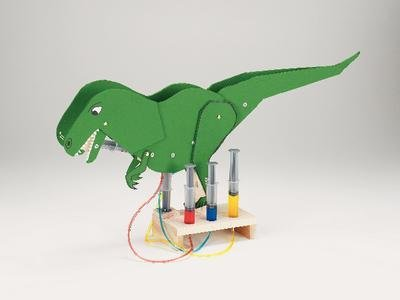 470106-076 - Kit, Dinobot Hydraulic Robot - Dinobot Hydraulic Robot Kit - Kit of 1 - Dinobot Kit