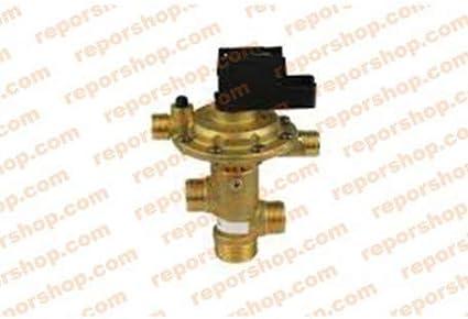 REPORSHOP - Valvula Caldera 3 VIAS Standard PFV331 ARISTON Roca Sime 6102801
