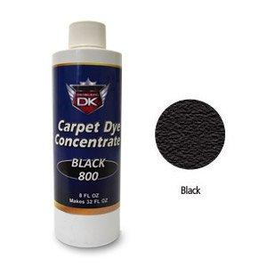Detail King Automotive Carpet Dye- Black