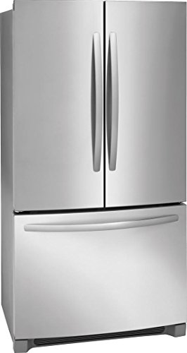 Frigidaire Counter Depth French Door Refrigerator cu. ft. Total Stainless