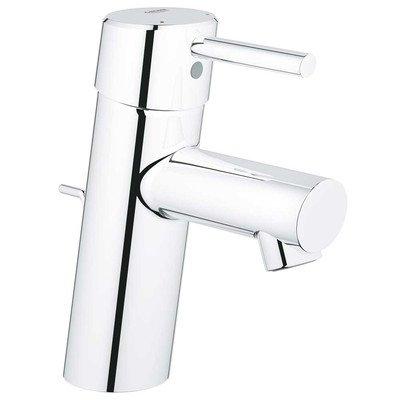 Concetto Single Handle Single Hole Centerset Sink Vessel Faucet Finish: Chrome