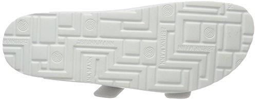 Dr. Brinkmann Herren 600421 Pantoletten Weiß (Weiß)