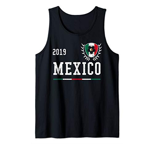 Mexico Football Jersey 2019 Mexican Soccer Jersey Tank Top