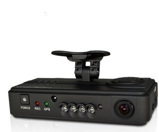 (VACRON CDR-E07 720P Dual Camera With GPS and Night Vision Dashboard Cam)