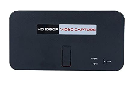 PC 1080 P HD dispositivo de grabación de vídeo - HDMI, YPBPR ...
