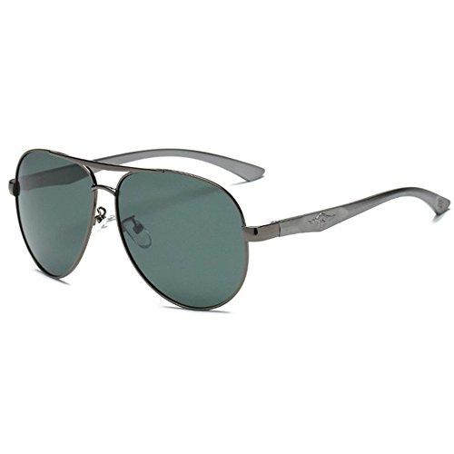 Regalos A Sol Aluminio creativos Gafas magnesio Axiba Gafas Hombres de conducción de piloto polarizadas de qpqxw7fI
