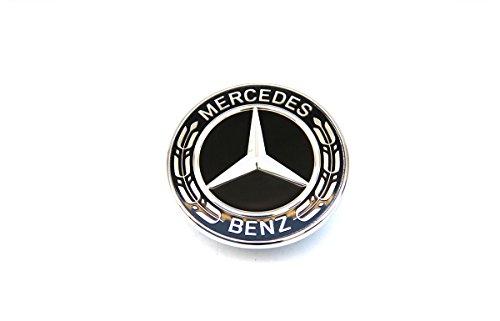 Mercedes Benz Genuine Flat Hood Emblem 2017 Update