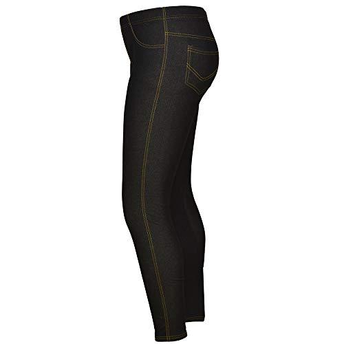 Mujer Negro Xxx Gladys large Para Pantalón AqEnx14