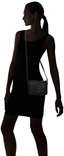Bag Women's Cross Black Black Leather Body Calubura Aldo 8UIqvgnwFq