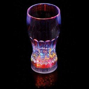10oz Flashing Glass -- 10 (Led Cups)