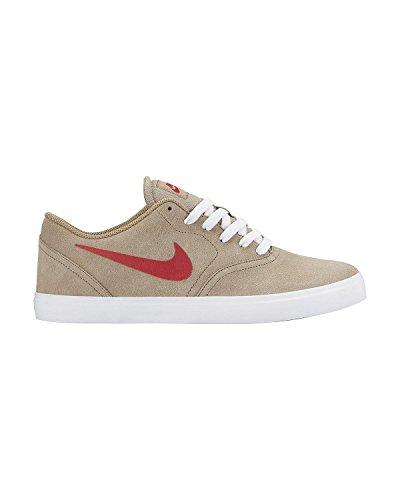 Da Nike Sb white Check 261 khaki Uomo Basse Scarpe Multicolore black Ginnastica Red university wgAgT