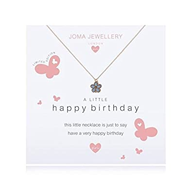 Joma Jewellery Children/'s a little HONEY BEE NECKLACE gold With Gift Bag