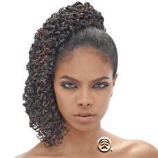 Synthetic Braiding Hair: Femi Synthetic Foxy Braid Color: 1