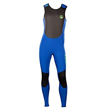 VINC V8 Long John 3 mm TBS Blue - Traje de Neopreno Corto ...