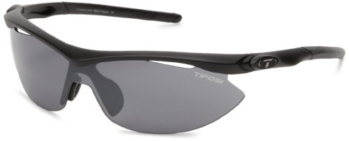 Tifosi Slip 0010200115 Wrap Sunglasses,Matte Black,