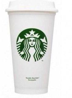 Starbucks Reusable Travel Cup for Hot Beverages