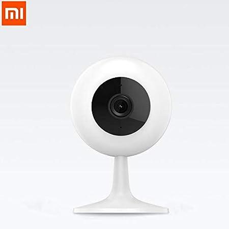 Mi Smart Webcam Popular 720P HD cámara de visión Nocturna inalámbrica WiFi IP Home Monitor App para teléfono computadora TV: Amazon.es: Hogar