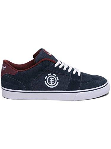 Schuh Heatley Element Skate navy Herren Skate Schuhe gqOadgx