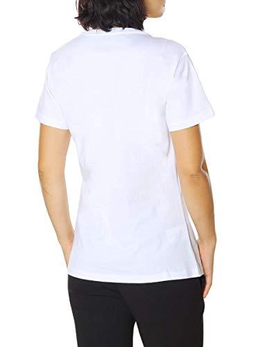 shirt E Z04 Pinko Ciuffo T Donna Canotte bianco x4ttPwOqE