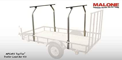 Amazon Com Malone Auto Racks Top Tier Utility Trailer Cross Bar