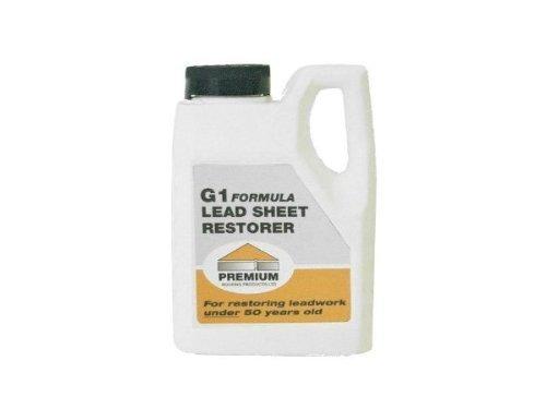 G1 Lead Cleaner & restorer Lead flashing, restoring, patina. Premium