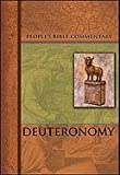 img - for Deuteronomy (People's Bible Commentary) book / textbook / text book