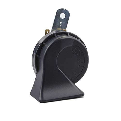 SoundOriginal DL168-A 500Hz Loud One Car Hron 12 Volt High Tone Horn Electric Horn for Golf Truck Car Motorcycle etc. (Black High)