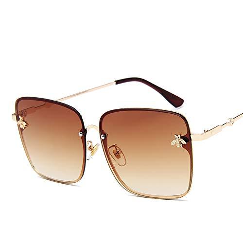 Polarisierte Fahren Sonnenbrille 100% UV400 Protection, Al-Mg Metall Rahme Ultra Leicht Sport Sunglasses, for Women and Men Cycling Golf Fishing Running,f (Sonnenbrille Snow)