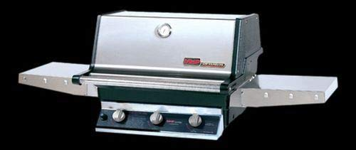 (MHP Grills THRG Series Grill Head with Stainless Steel Housing - LP)
