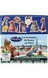 Serie Magnix: Rataouille. la aventura de Remy en Paris, Silver Dolphin en Español Staff, 9707186372