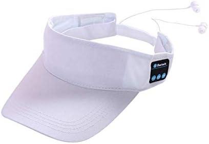Bluetooth de Algodón Gorra de Béisbol de Verano con Auriculares Bluetooth Deportiva para,Auriculares inalámbricos Bluetooth, tapa superior, tapa de béisbol, tapa, música, tapa, red, gorra bluetooth, c: Amazon.es: Deportes y aire libre