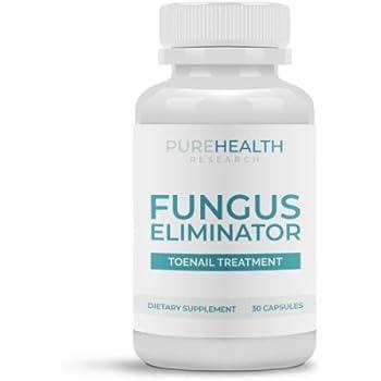 Amazon.com: PureHealth Research Fungus Eliminator 60 CT