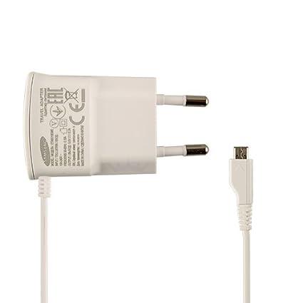 Samsung ETA0U10EWE - Cargador original en blanco para ...