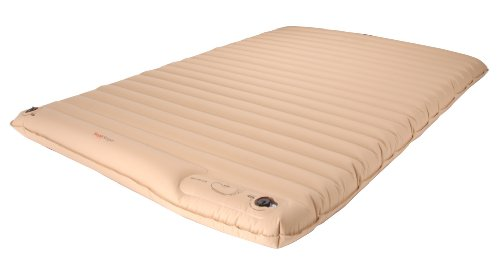 SimplySleeper SS-27Q Inflatable Full Air Mattress Bed with Built-In Foot Pump (Inflates in 4 mins) – Best material in the market!, Outdoor Stuffs