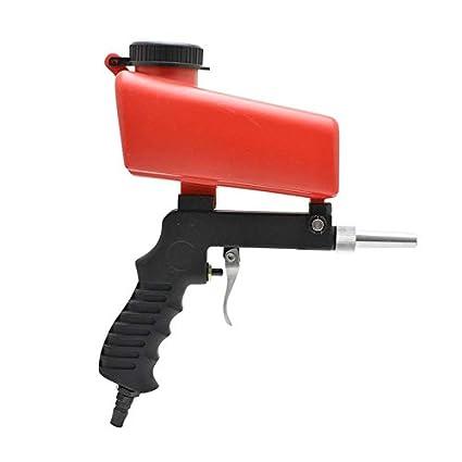 Fanyong-ES Pistola de chorro de arena Aire Chorro de arena Pistola rociador de arena