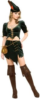Sexy Adult Princess Of Thieves Costumes - Secret Wishes Women's Princess Of Thieves Sassy Adult Costume, Multicolor, X-Small