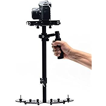 Glide Gear DNA 5050 Video Camera DSLR / Mirrorless / Camcorder Stabilizer 2- 7 lb. Cameras Protective Carry Case