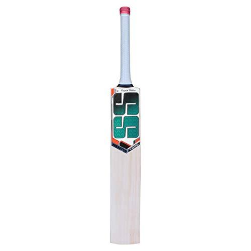 SS Master 1000 Kashmir Willow Cricket Bat, Senior Short Handle