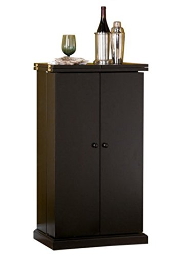 Bar Cabinet With Wine Storage Ample Storage Space For Your