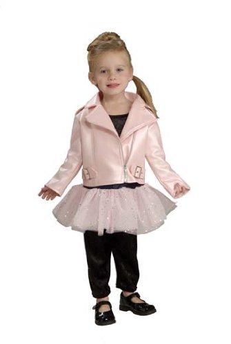 Harley Davidson Pink Jacket Toddler Costume ()