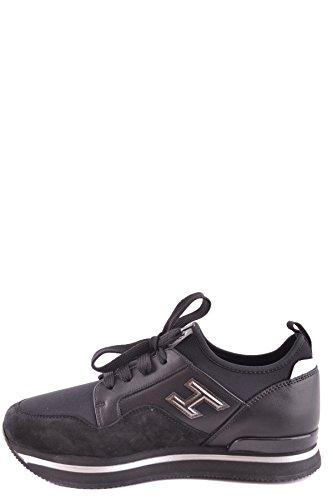 Hogan Sneakers Donna MCBI148280O Pelle Nero