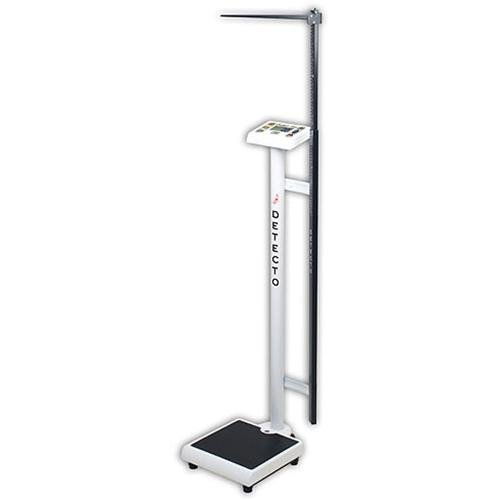 Prodoc Series Comfort Height Doctor Scale Style: Mechanical Height Rod
