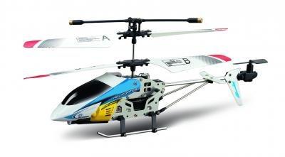 Hélicoptère télécommandé par smartphones et tablettes
