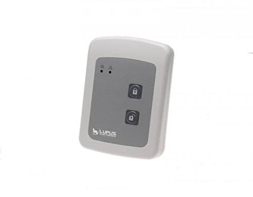 Lupus Electronics Tag Reader für die XT Alarmanlagen kompatibel mit der XT1 und XT2 Funk Alarmanlagen, Energieklasse A, 12028