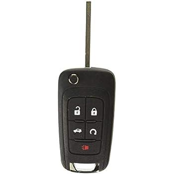 amazon com general motors oem gm chevrolet flip key keyless entrygeneral motors oem gm chevrolet flip key keyless entry remote fob (fcc id oht01060512