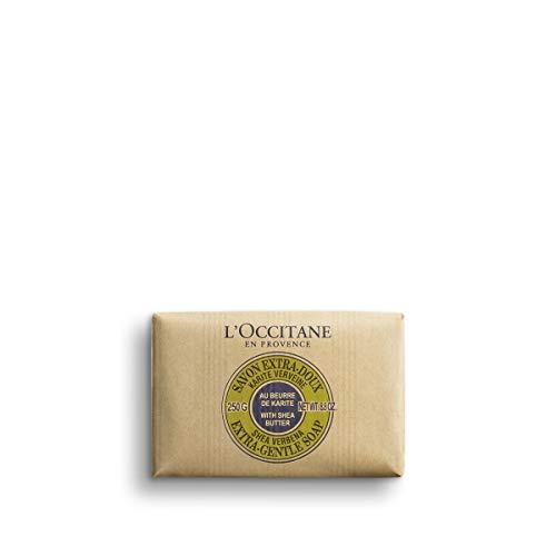 L'Occitane Extra-Gentle Vegetable Based Soap, Verbena, 8.8 oz